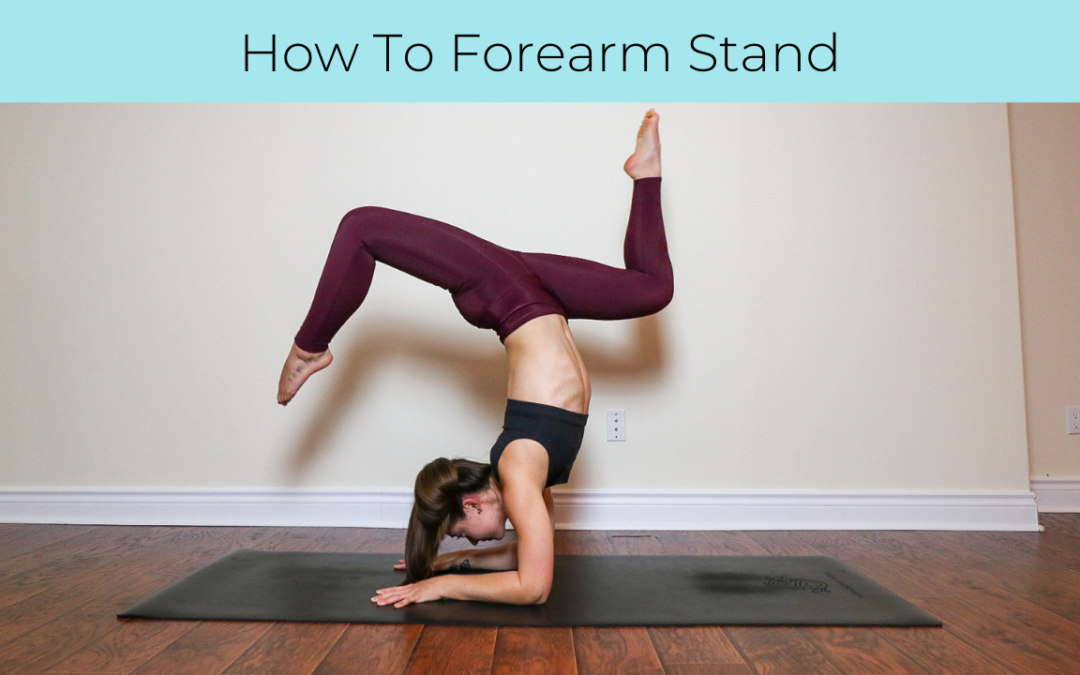 Tutorial: Forearm Stand